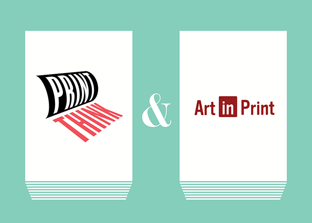 Print Think and Art in Print 2016