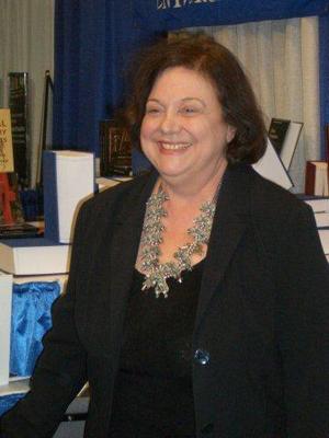 Joan Marter portrait