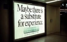 subway advertistment