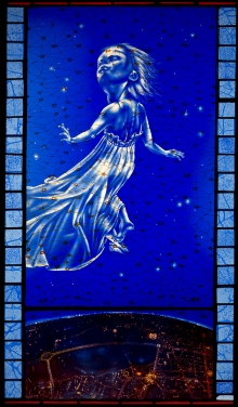 Judith Schaecter stained glass