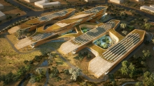 Botswana Innovation Hub, SHoP Architects