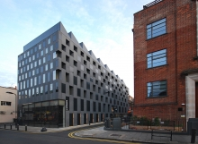 Rivington Place, David Adjaye