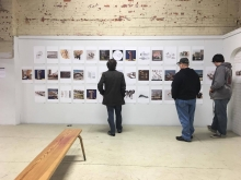 Ft. Wayne, Indiana Design Week exhibit
