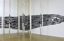 Kristin Lee Deady's Single Point Perspective Installation