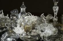Clear Glass still life