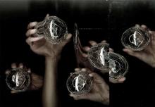 Jenna Borge scanned glass
