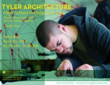 Junior Architecture Day Poster