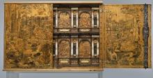 Wrangelschrank, 1566, Landesmuseum für Kunst und Kulturegeschichte, Münster