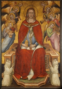 Spinello Aretino's Magdalene, ca.1400