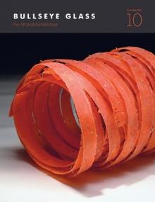Glass orange rings