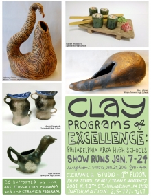 Clay Programs of Excellence flyer