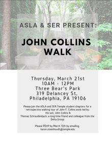john collins walking tour information