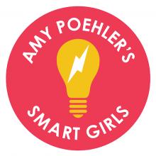 "Amy Poehler's ""Smart Girls"" logo"
