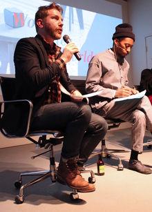 James Merle Thomas and Christian Nyampeta