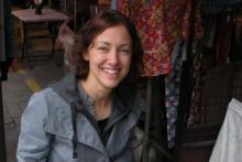 Instructor Jill Allen