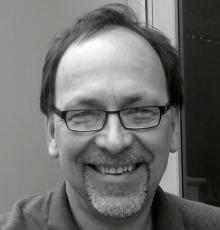 RICHARD HRICKO Portrait