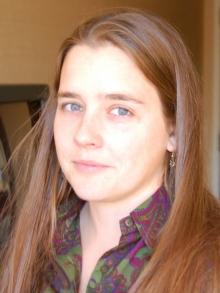 Sarah Roche's portrait