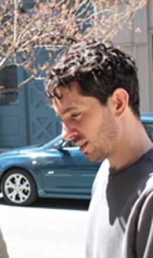 Theo Uliano Headshot