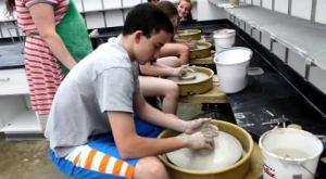 Teen Ceramics Workshops