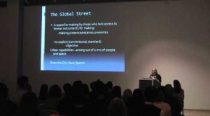 Saskia Sassen: The Global Street
