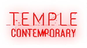 Glowing Red Logo