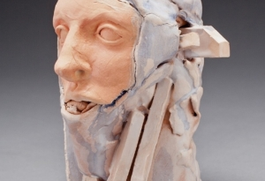Deconstructed Head by Wade Tullier