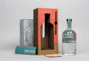 student-made packaging design projects