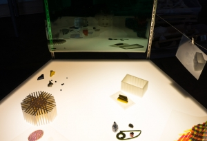 Light Table with Objects