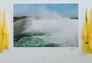 Niagara Falls installation view