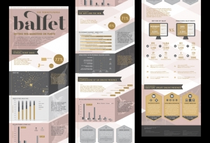 student-made infographics project by Cassy Reffner.