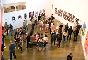 photo student exhibition friday night openings