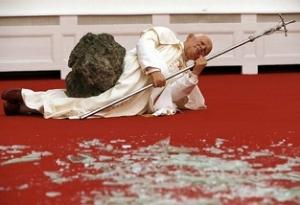 meteoric pope