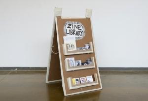 Zine Library