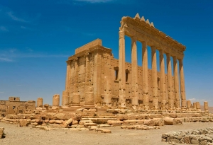 Temple of Bel Palmyra, iStock license obtained