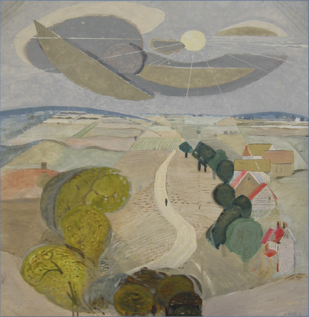 Patty Willis, Earth and Sky, 1920s
