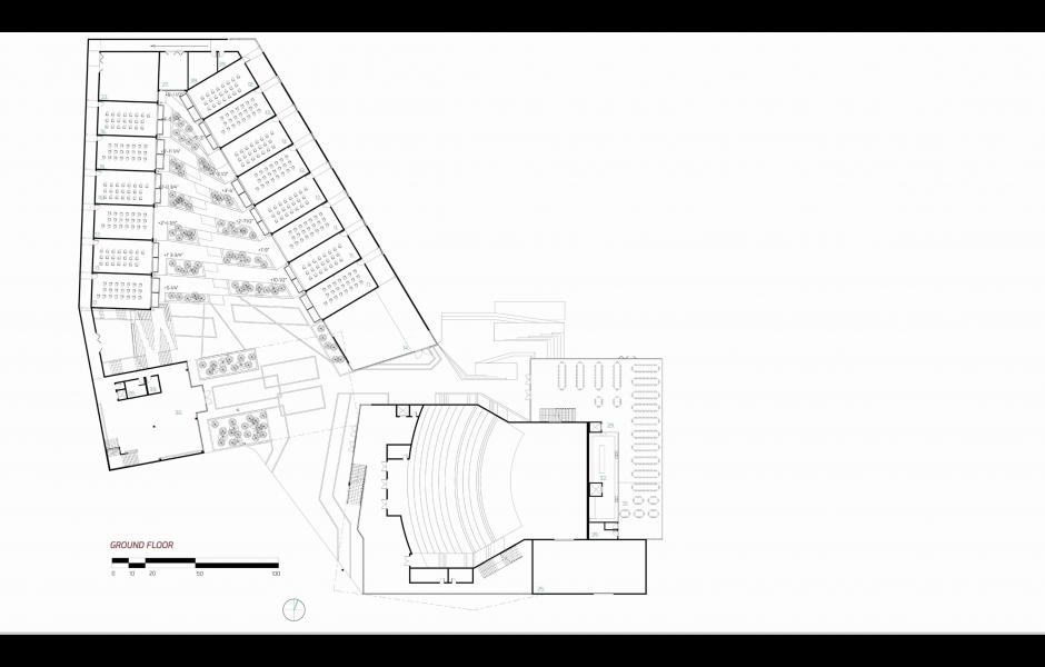 comprehensive architectural design studio