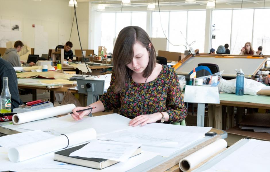 Architecture Student architecture | tyler school of art