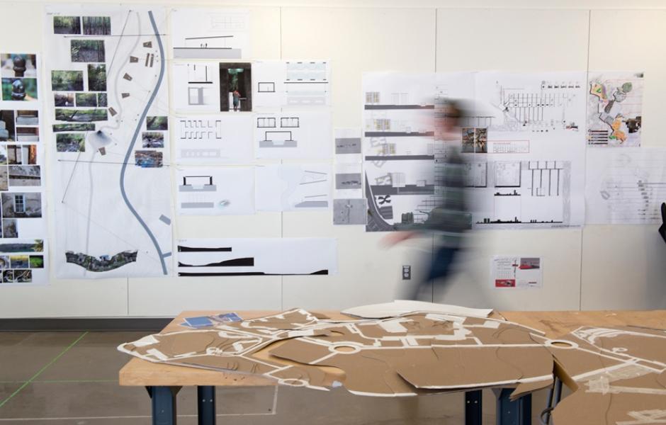 Architecture Studio Students architecture | tyler school of art