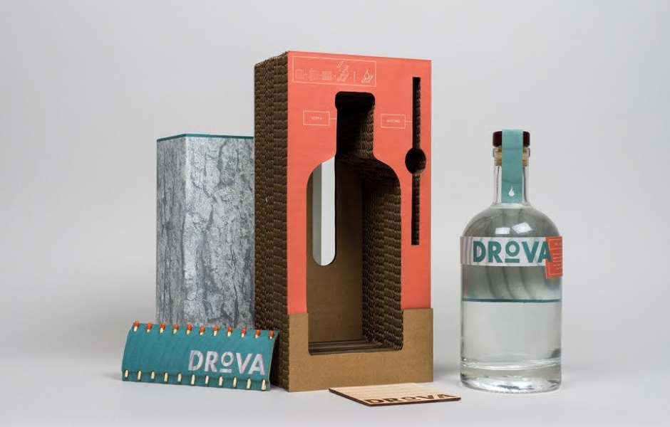 student-made graphic design packaging project by Alexander G. Kalatschinow
