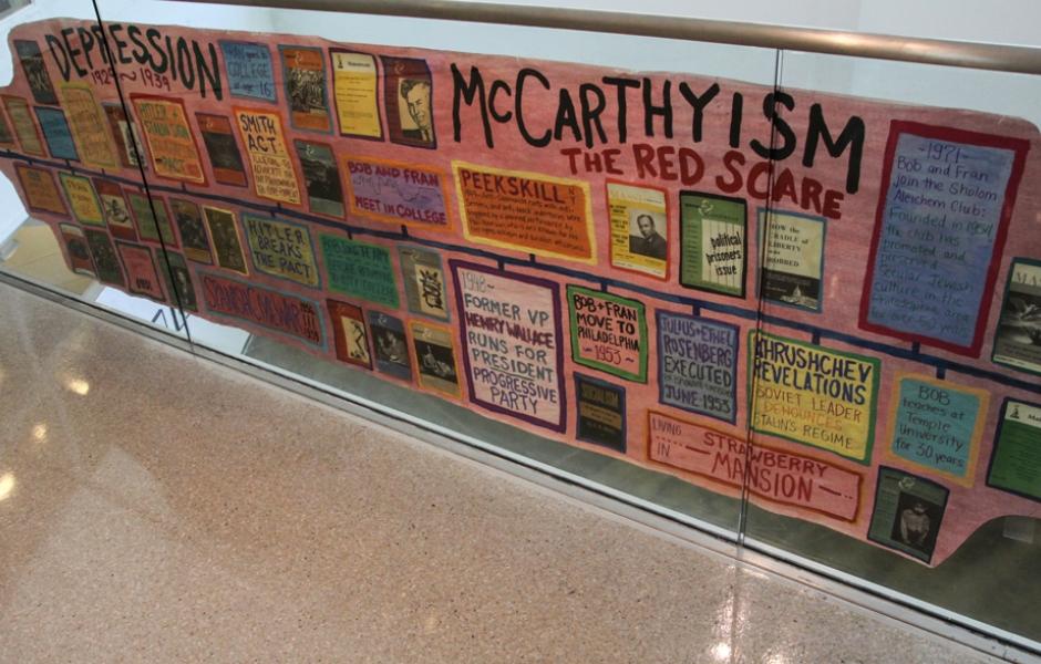 detail of artwork McCarthyism