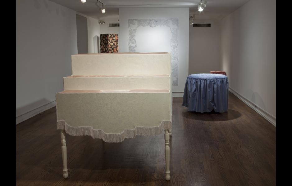 Charade Installation shot at Philadelphia Art Alliance