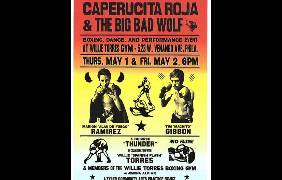 Caperucita Roja and the Big Bad Wolf