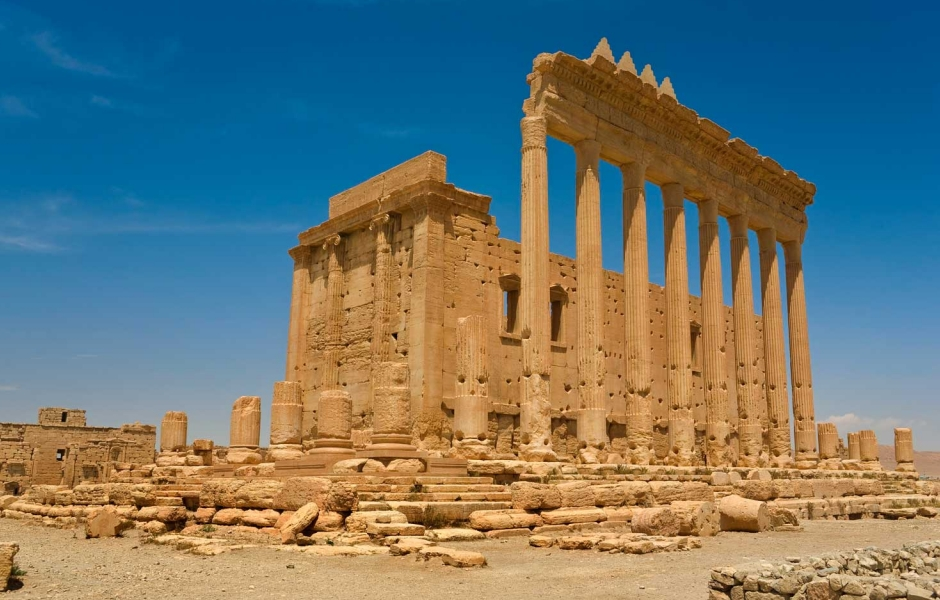 Temple of Bel, Palmyra