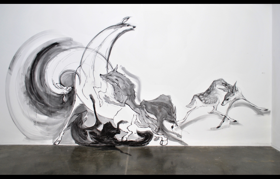 Mural by Desiree Bender